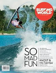 Ryan Surfing world cover