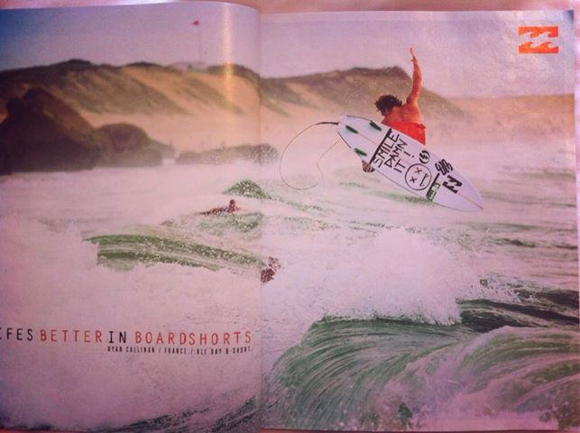 Ryan Billabong add